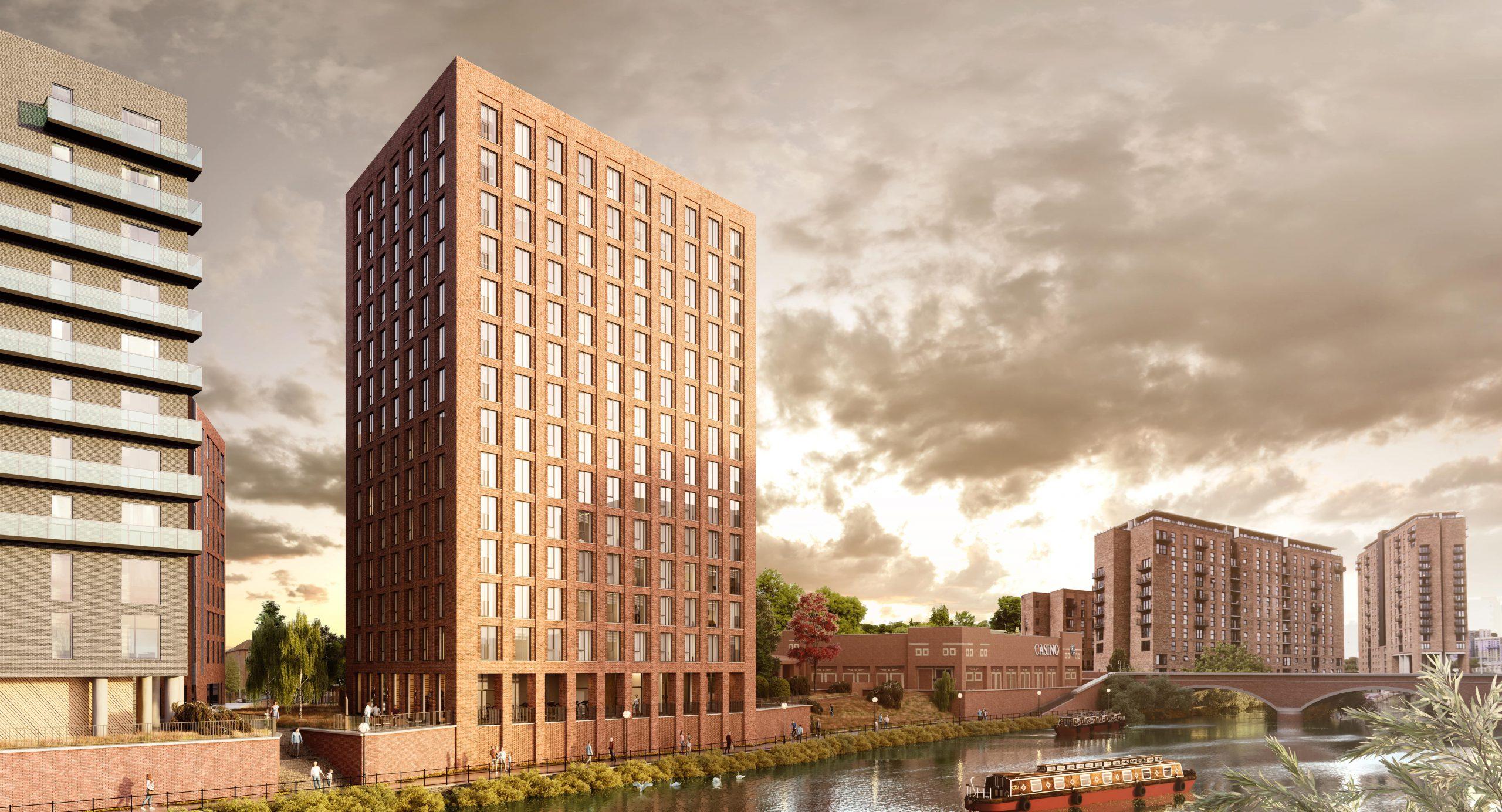 FORSHAW_DERWENT__Riveside_Plaza_Salford_manchester_architectural_visualisation_3