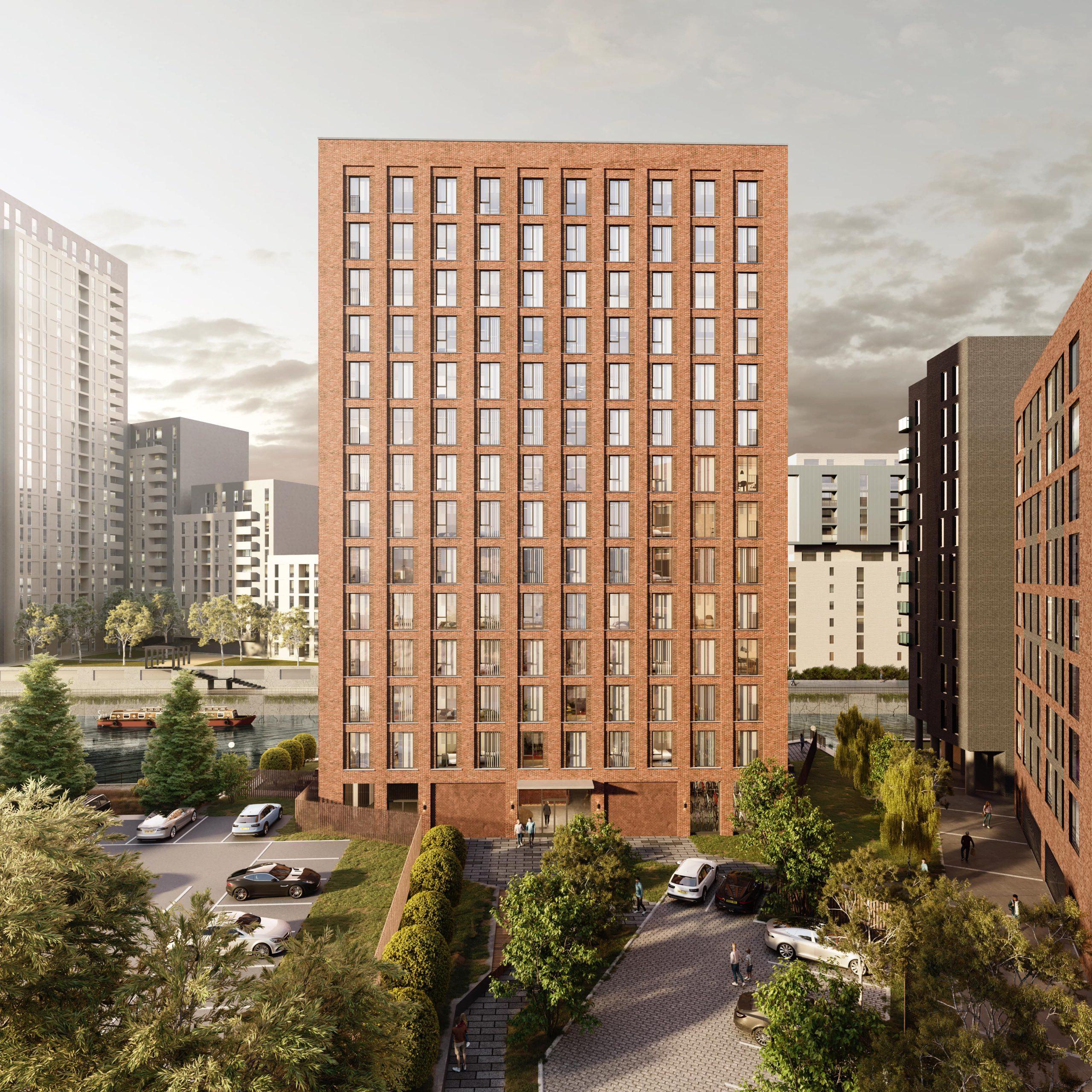 FORSHAW_DERWENT__Riveside_Plaza_Salford_manchester_architectural_visualisation_4