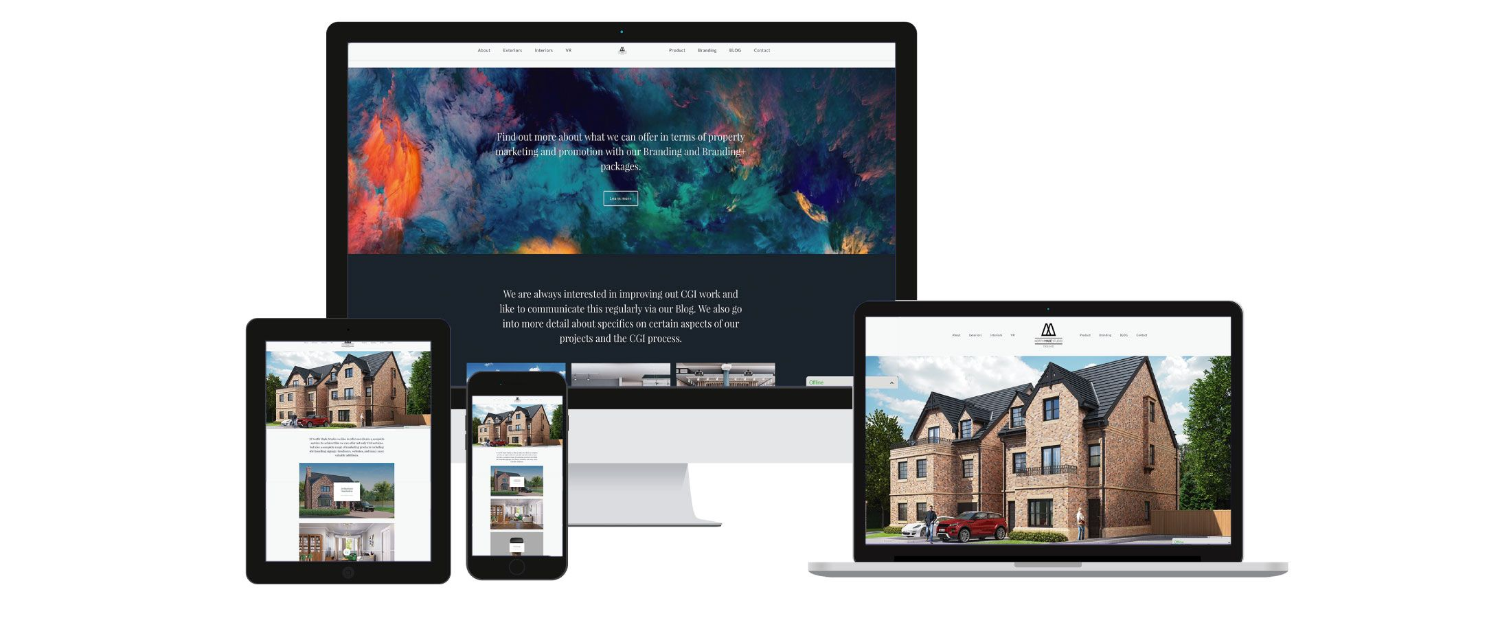 complete property marketing pacakge