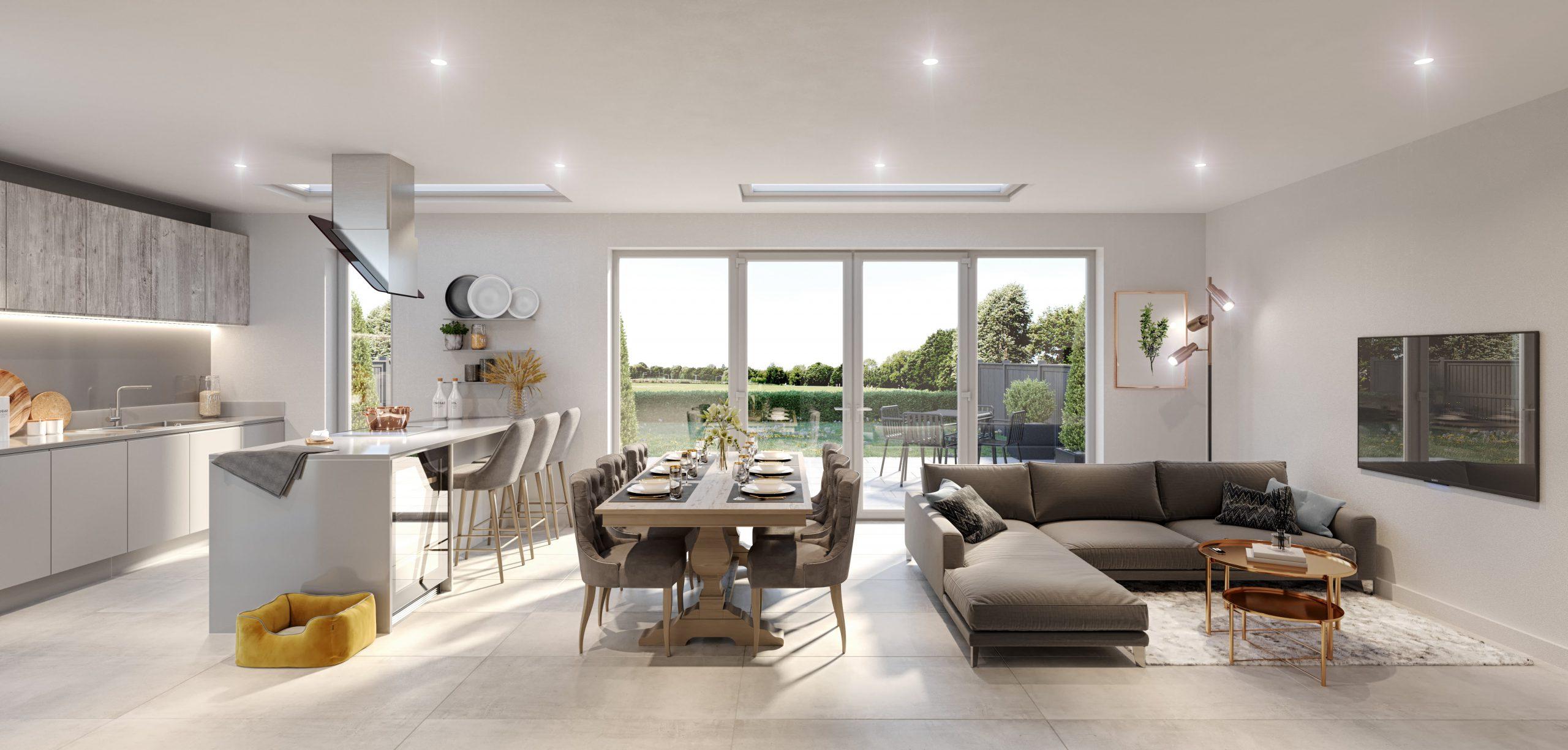 mulberry park - luxury property development visuals - bramhall cheshire 2